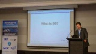 5G future discussed at WPMC2014