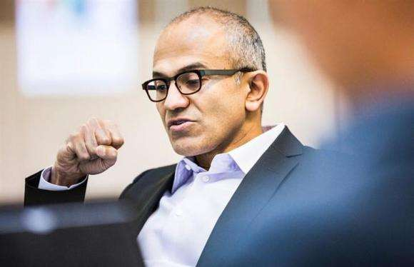 Microsoft CEO ponders legacy on Aussie tour