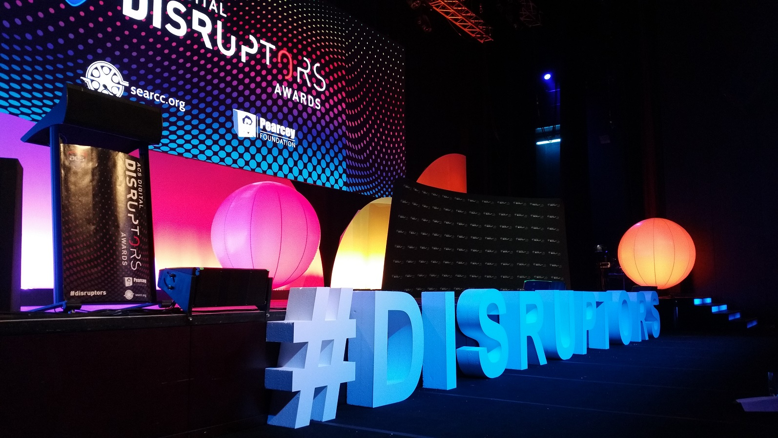 ACS announces Digital Disruptors winners