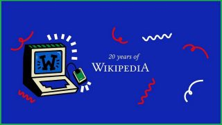 Wikipedia turns 20