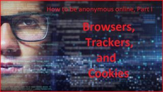 Browsers, trackers, and cookies