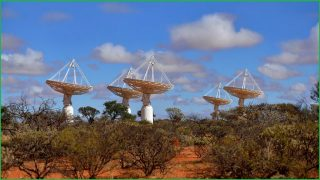 CSIRO telescope creates 'atlas of the universe'