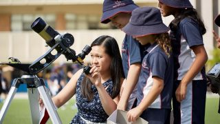 Scientists visit schools to inspire next STEM generation