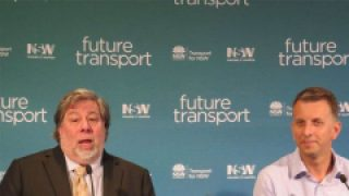 Wozniak: Driverless cars still 20 years away