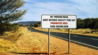 Australian Government staff levels at Pine Gap fall