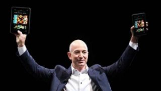 Amazon accepts failures in pursuit of big bets