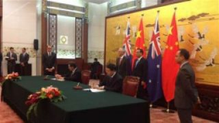 Australia nets $116 million in China innovation deals