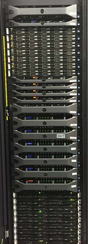 Unis deploy new HPC clusters for science