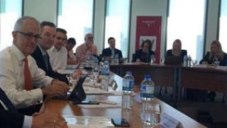 Turnbull convenes innovation roundtable