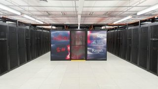 Supercomputer gets $70m boost