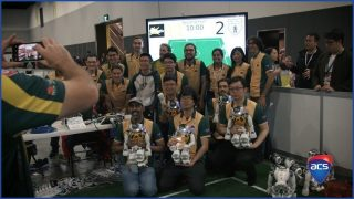 RoboCup Highlights Reel: Team rUNSWift