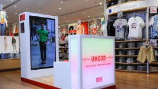 Uniqlo uses your brain waves to suggest sales