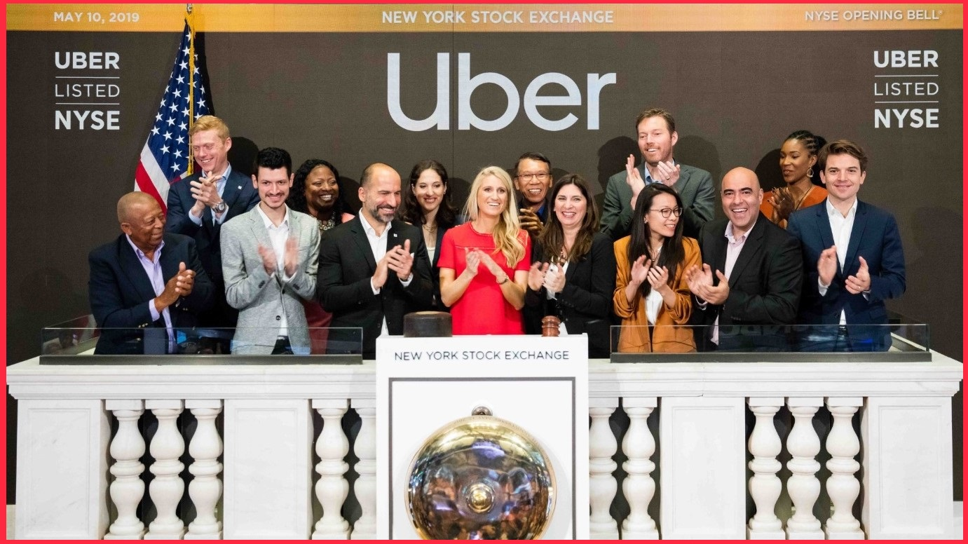 Uber IPO flops on debut | Information Age | ACS