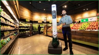 Woolworths trials in-store robot