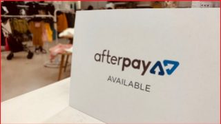 Afterpay share price sinks
