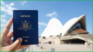 A hacker found Tony Abbott's passport number