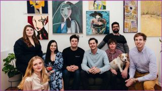 Aussie art platform thrives in pandemic
