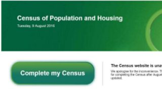 Census website taken down - ABS blames attackers