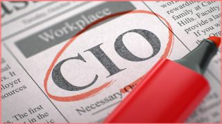Today a CIO, tomorrow a CEO