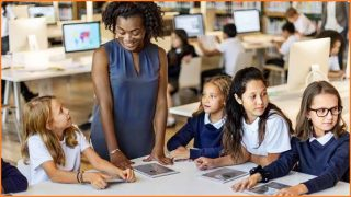 Teachers boost their digital curriculum skills