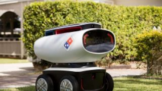 Domino's turns to robots for pizza delivery