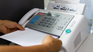 Hacking fax machines is a thing