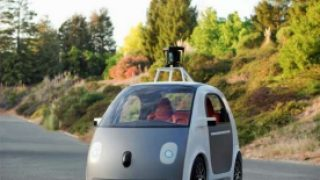 Google reveals how often drivers take control of self-driving cars