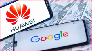 Huawei plotting its own Google Maps
