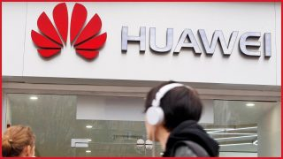 Huawei in a world of pain