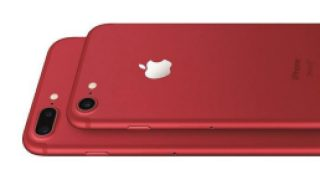 iPhone seeing Red