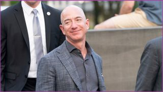 Amazon CEO's phone hacked by Saudi Prince