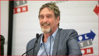McAfee: Bitcoin will reach $1 million in 2020
