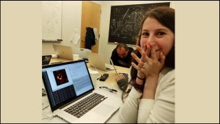 The woman behind world's first image of black hole