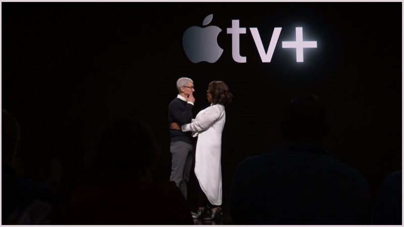 Oprah and credit cards: Apple makes a play for TV