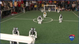 RoboCup Highlights Reel: Soccer League