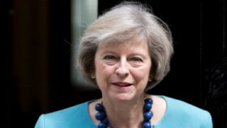 Theresa May blames internet for extremism
