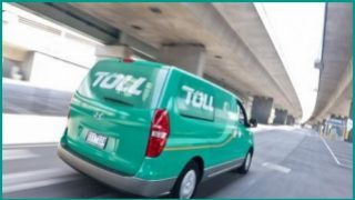 Toll Group almost fully back online