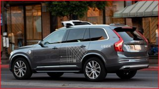 Uber sells self-driving unit to startup