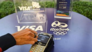 Visa lets athletes trial NFC ring at Olympics