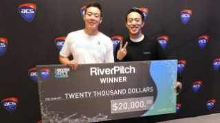 RiverPitch glory for Weploy