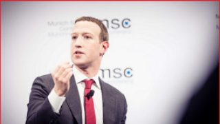 Zuckerberg: Please regulate Facebook