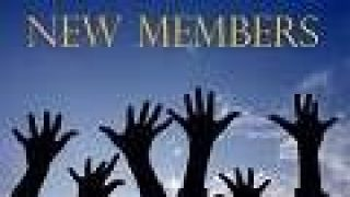 New Member Information Evening - Monday 9 February