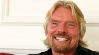 Branson invests in Hyperloop One