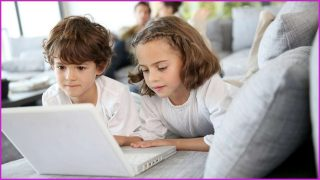 Cyber attackers target children at home