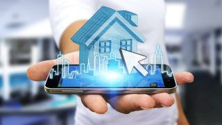 Buying a home on your mobile phone
